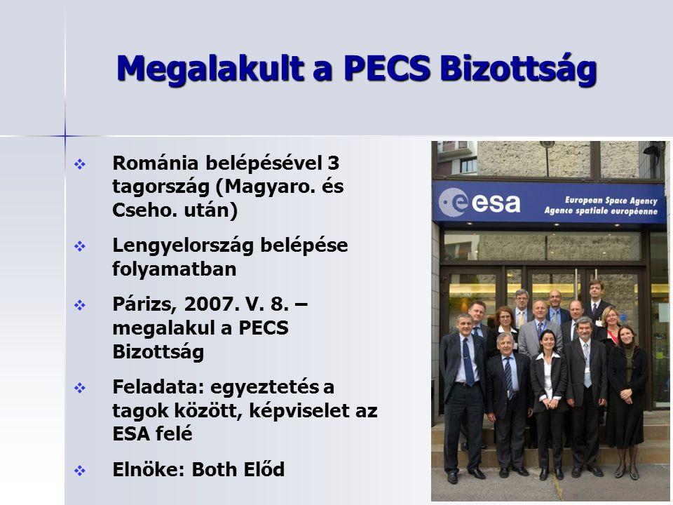 Megalakult a PECS Bizottság