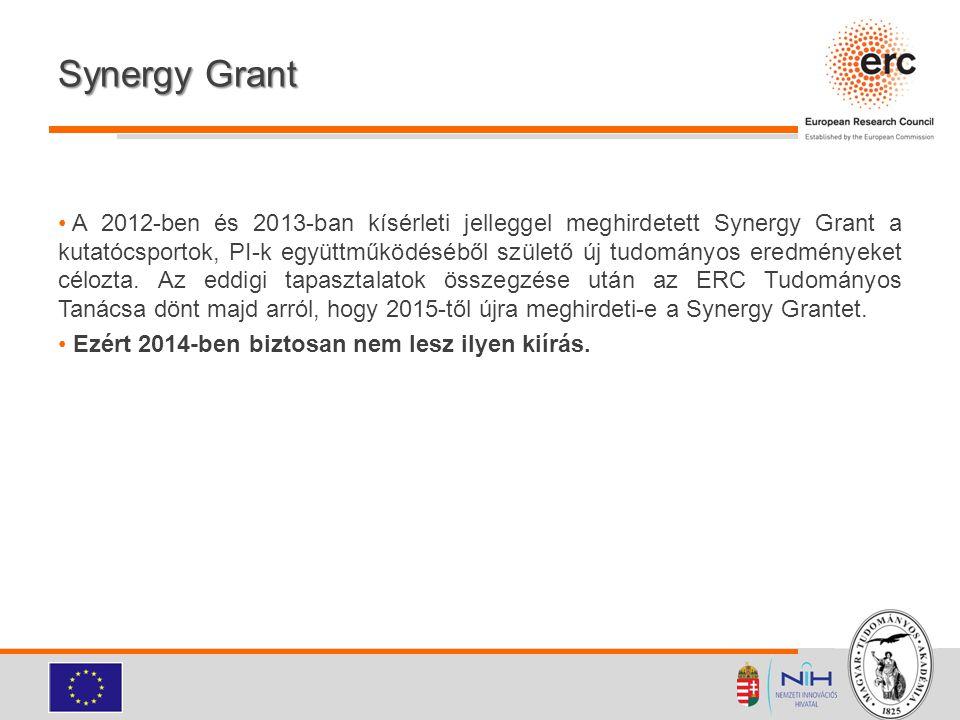 Synergy Grant