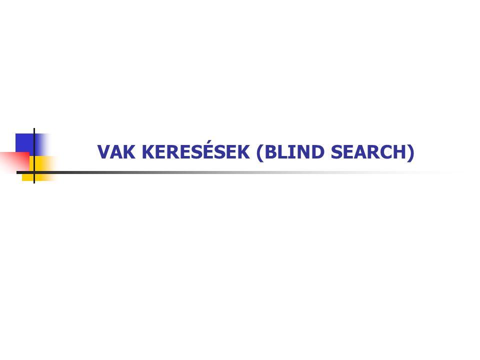 VAK KERESÉSEK (BLIND SEARCH)
