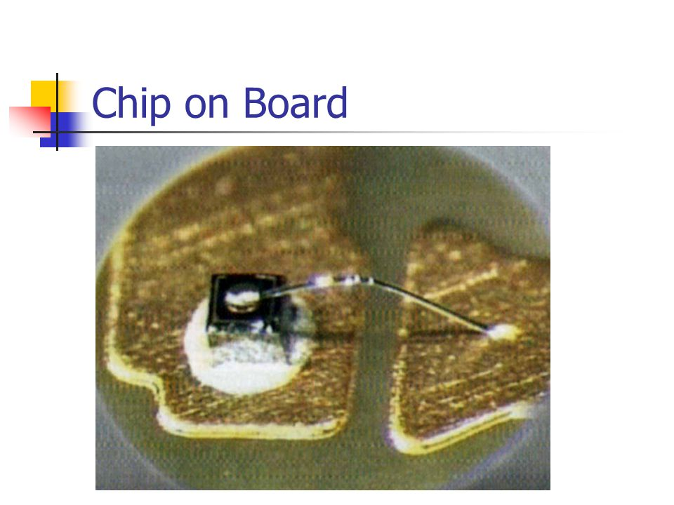 Chip on Board LichtForum40