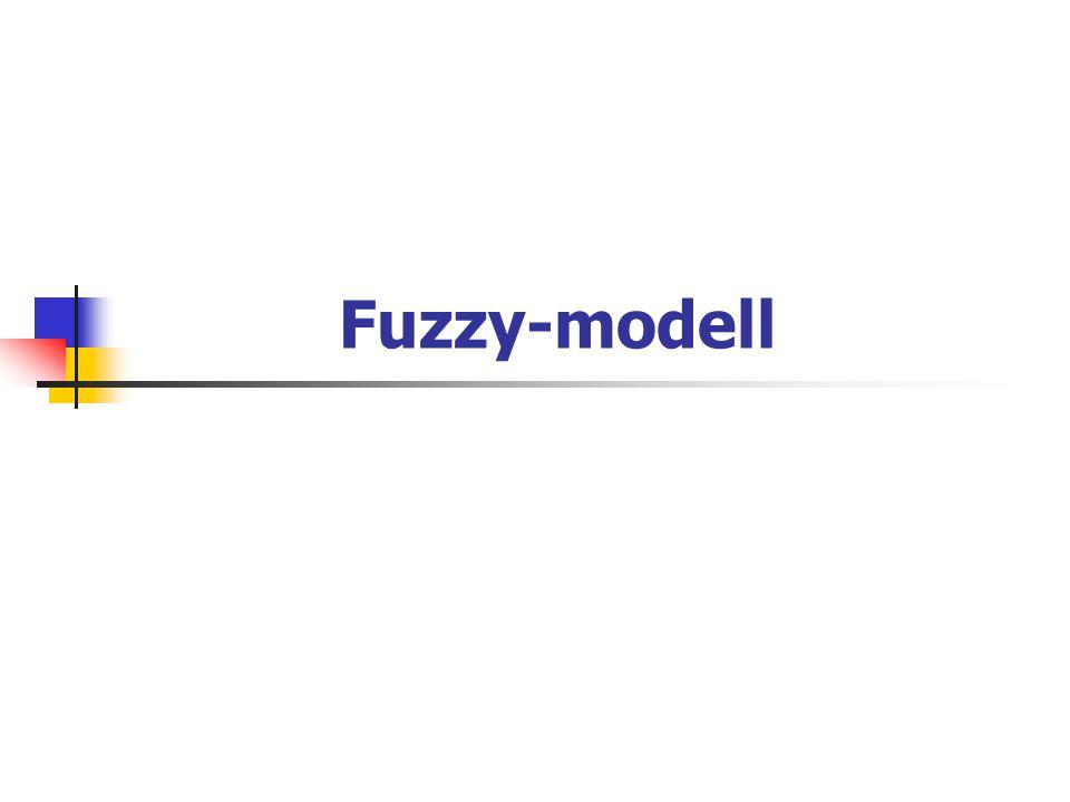 Fuzzy-modell