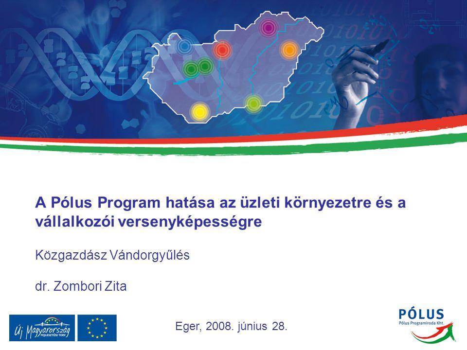 Közgazdász Vándorgyűlés dr. Zombori Zita