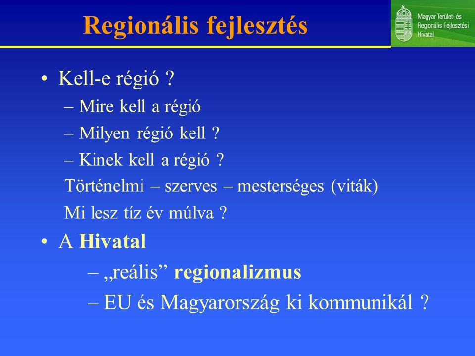 Regionális fejlesztés