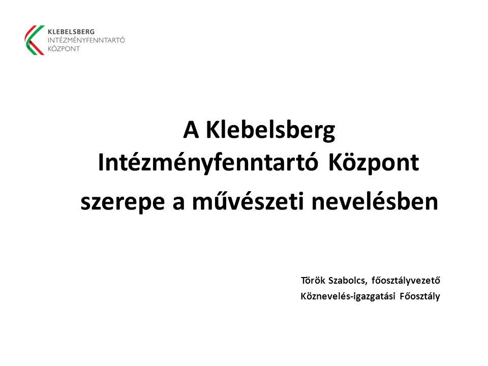 A Klebelsberg Intézményfenntartó Központ