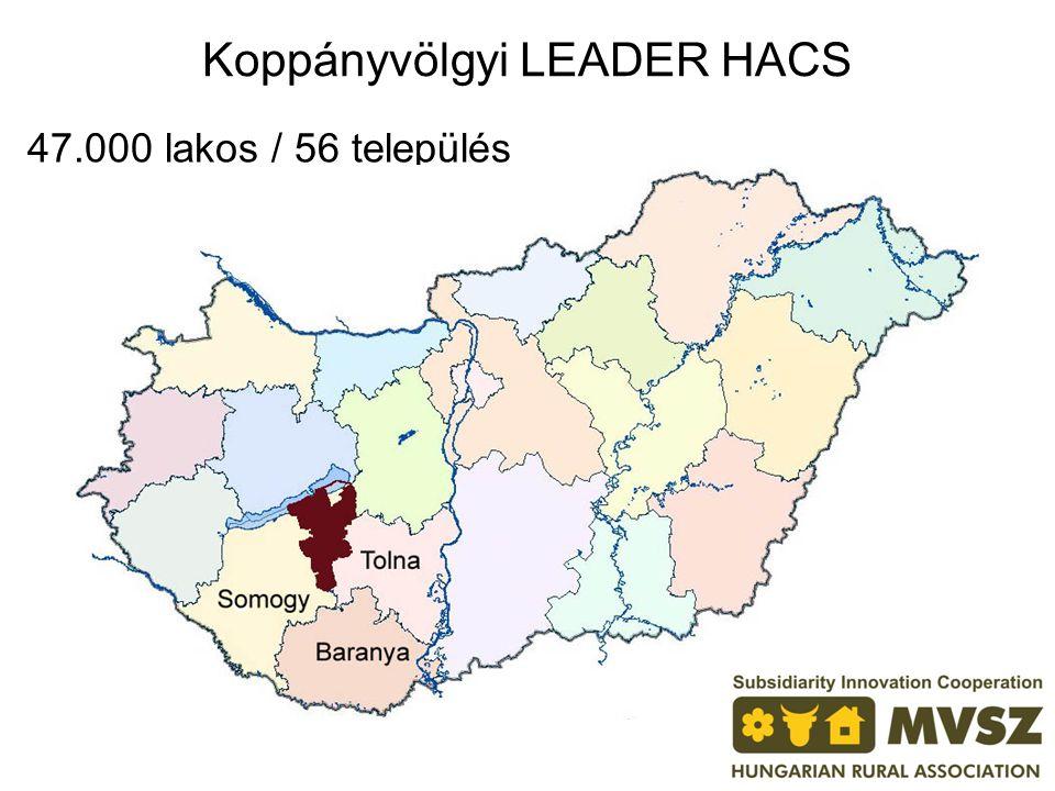 Koppányvölgyi LEADER HACS