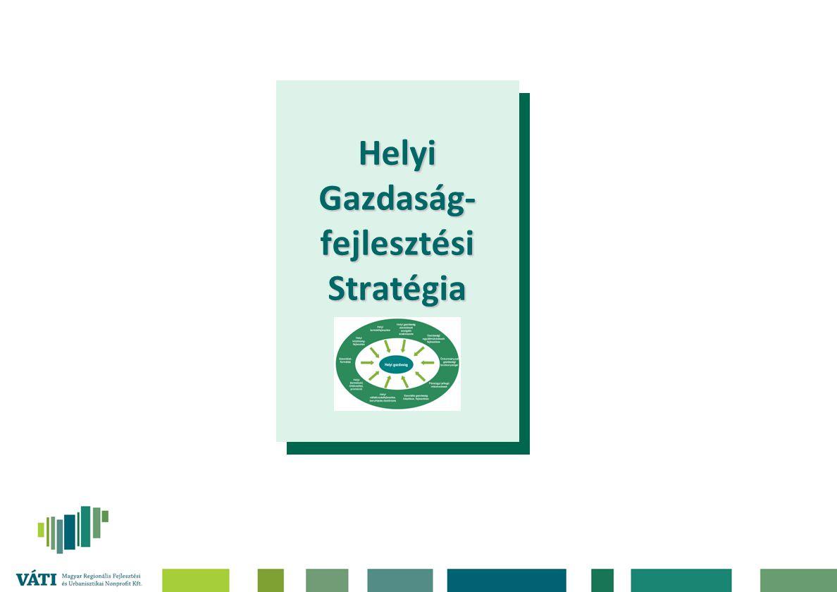 Helyi Gazdaság-fejlesztési Stratégia