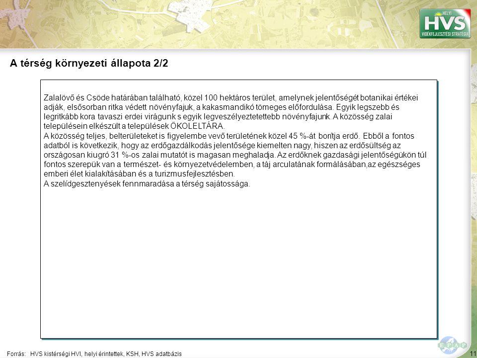 Hátrányos helyzetű települések közé tartozó települések bemutatása 1/2