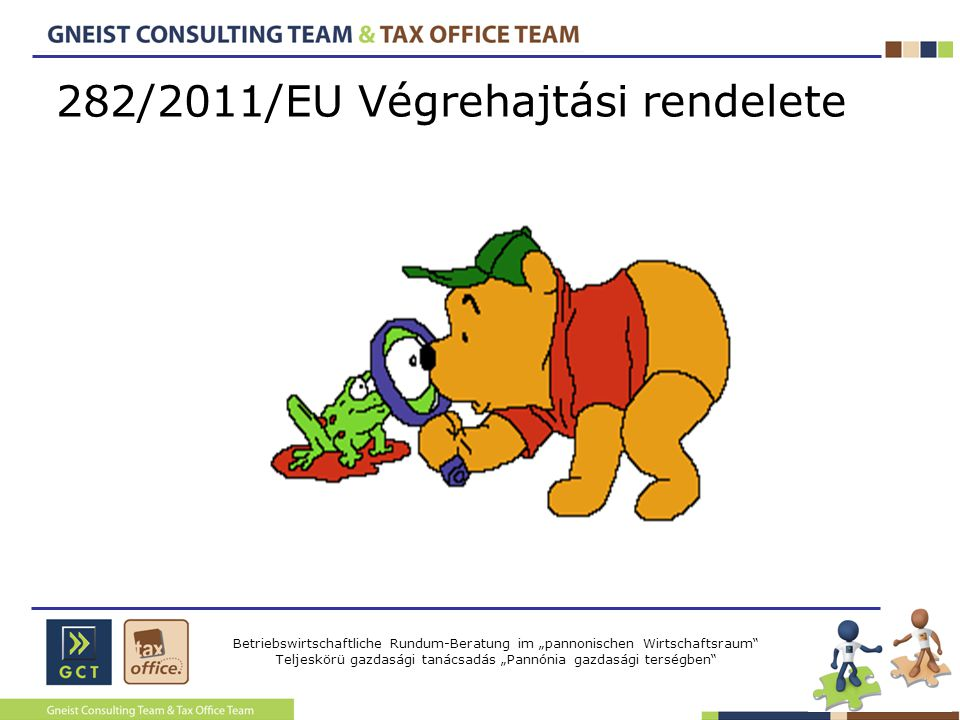 282/2011/EU Végrehajtási rendelete