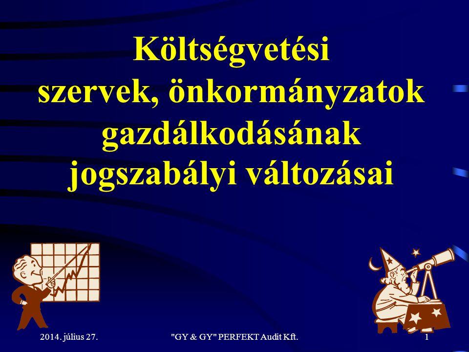 GY & GY PERFEKT Audit Kft.