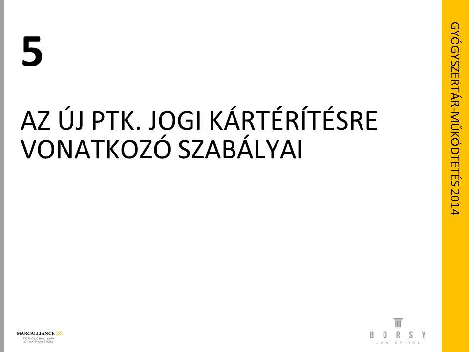 GYÓGYSZERTÁR-MŰKÖDTETÉS 2014