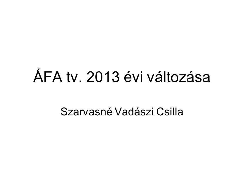 Szarvasné Vadászi Csilla
