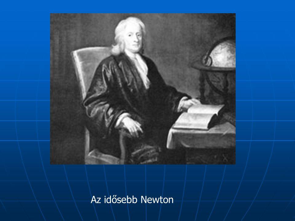 Az idősebb Newton
