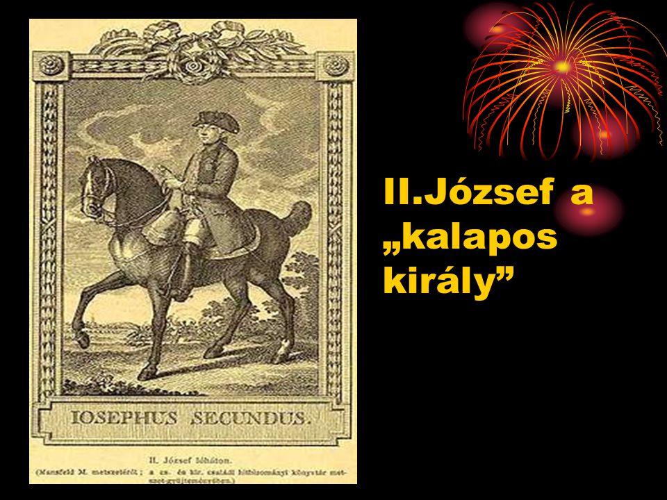 "II.József a ""kalapos király"