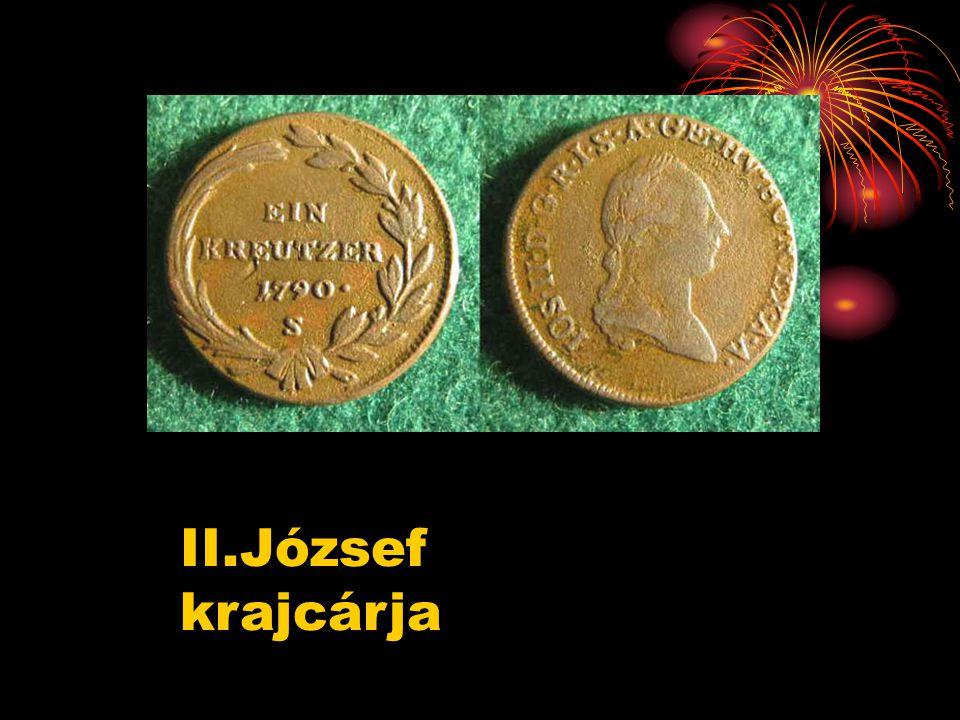 II.József krajcárja