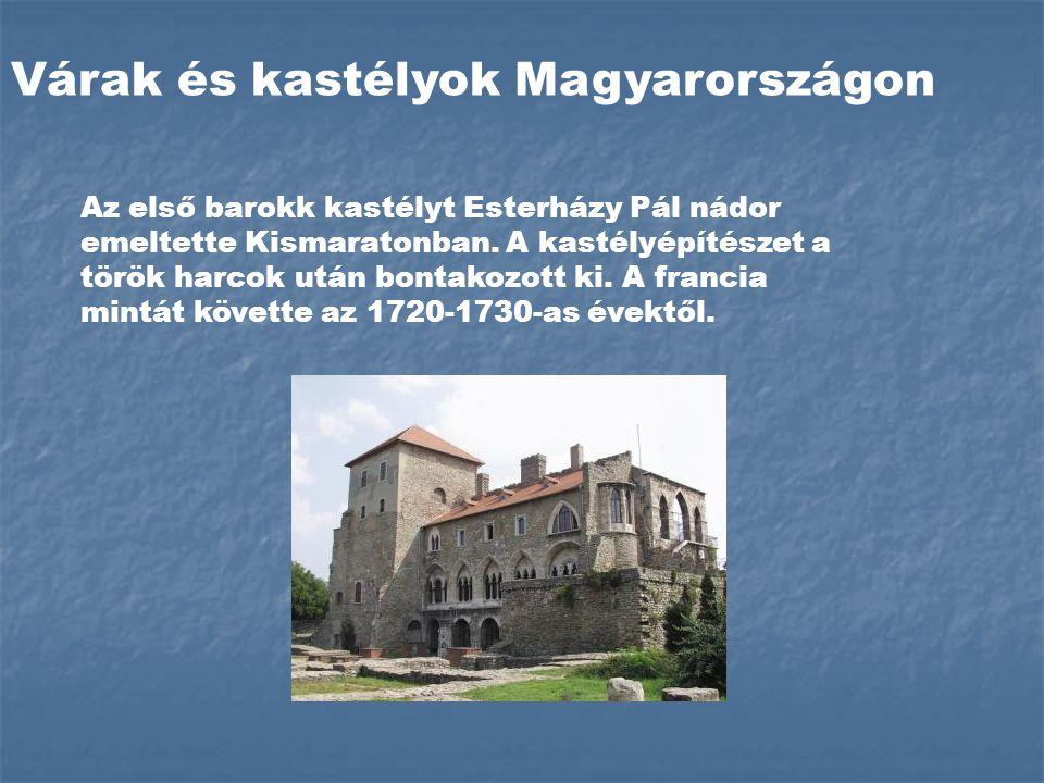 Várak és kastélyok Magyarországon