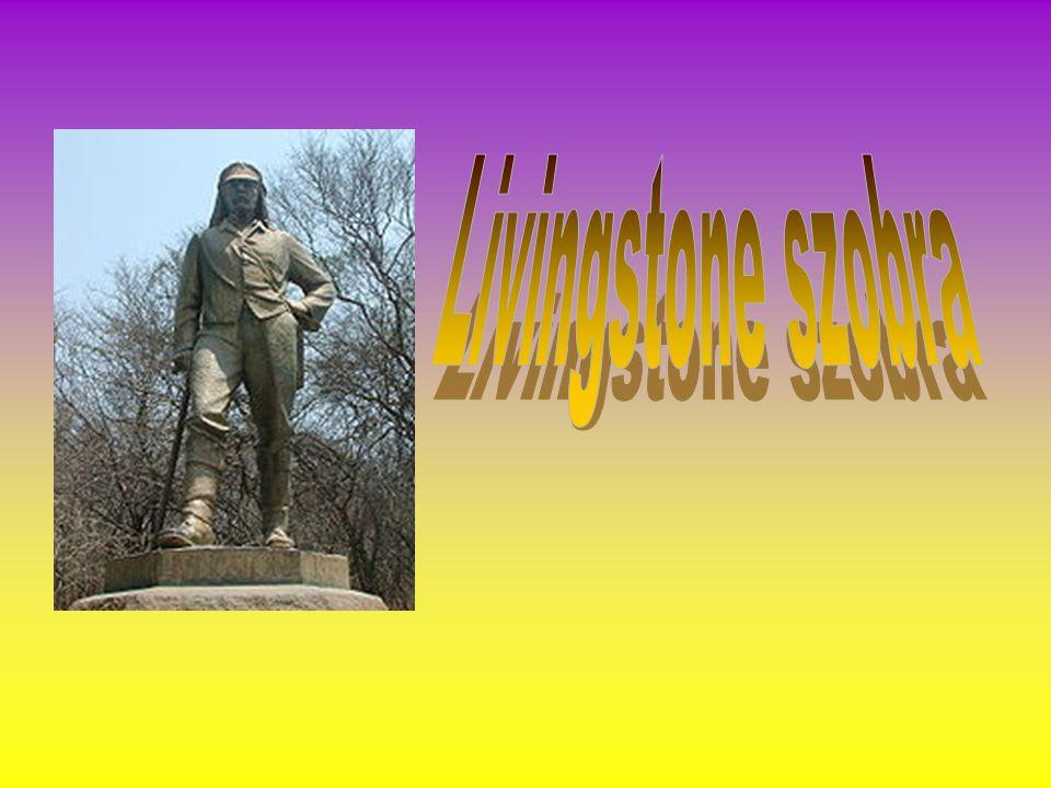 Livingstone szobra