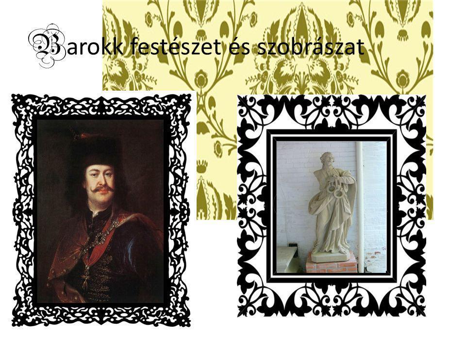 Barokk festészet és szobrászat