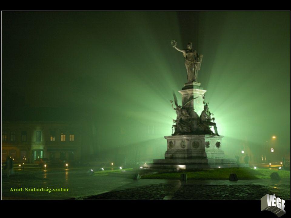 Arad. Szabadság-szobor