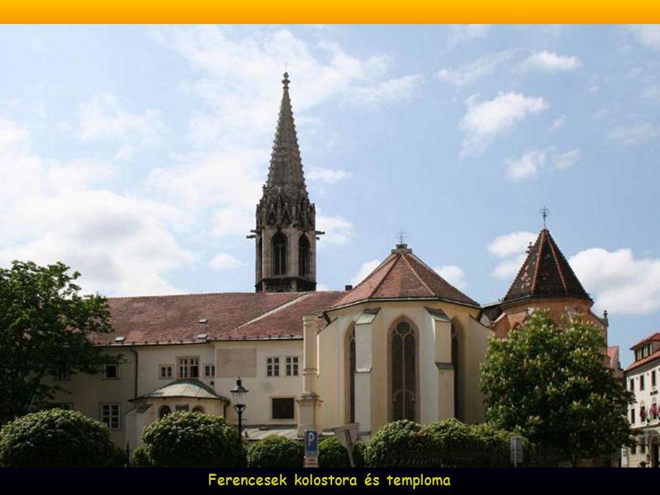 Ferencesek kolostora és temploma
