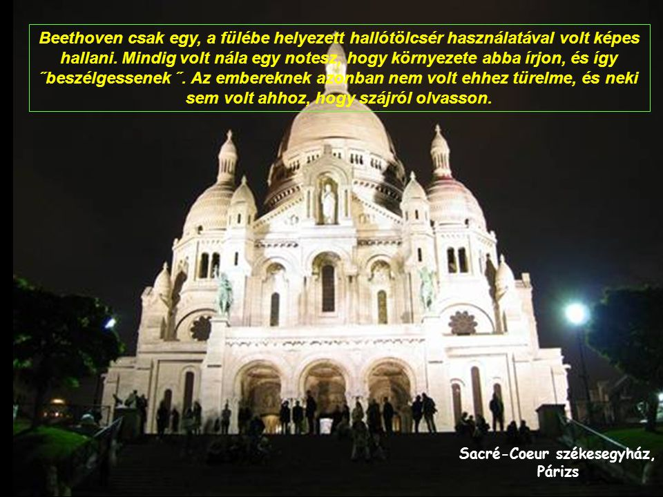 Sacré-Coeur székesegyház,
