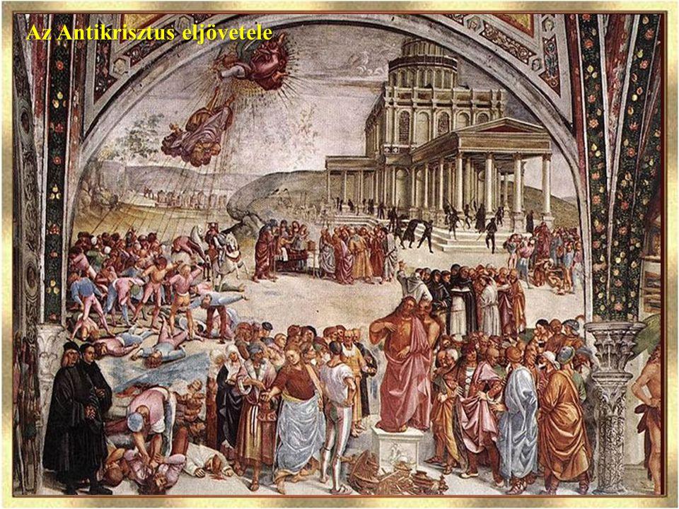 Az Antikrisztus eljövetele