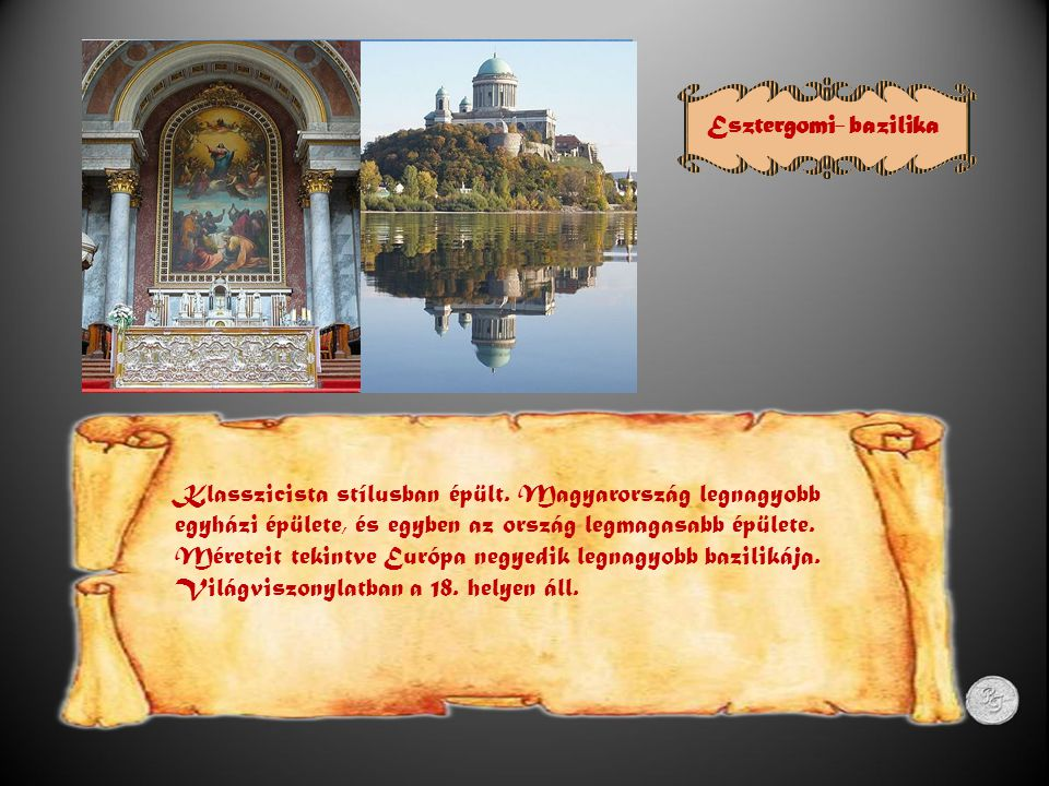 Esztergomi- bazilika