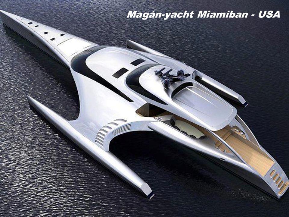 Magán-yacht Miamiban - USA