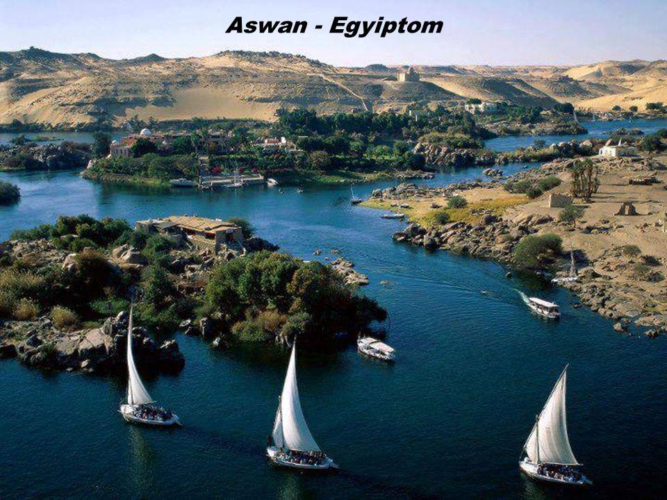 Aswan - Egyiptom
