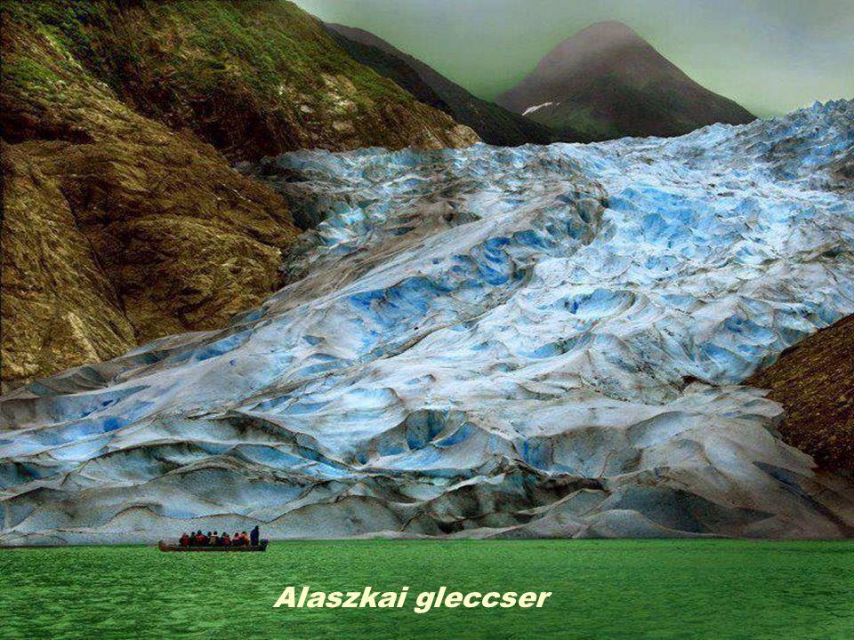 Alaszkai gleccser