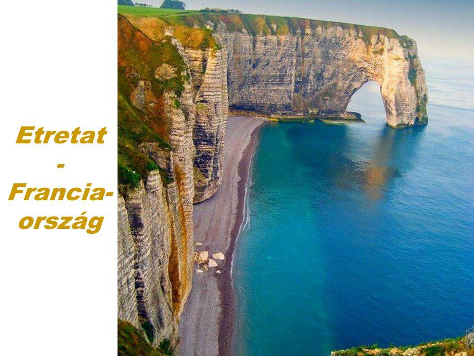 Etretat - Francia- ország