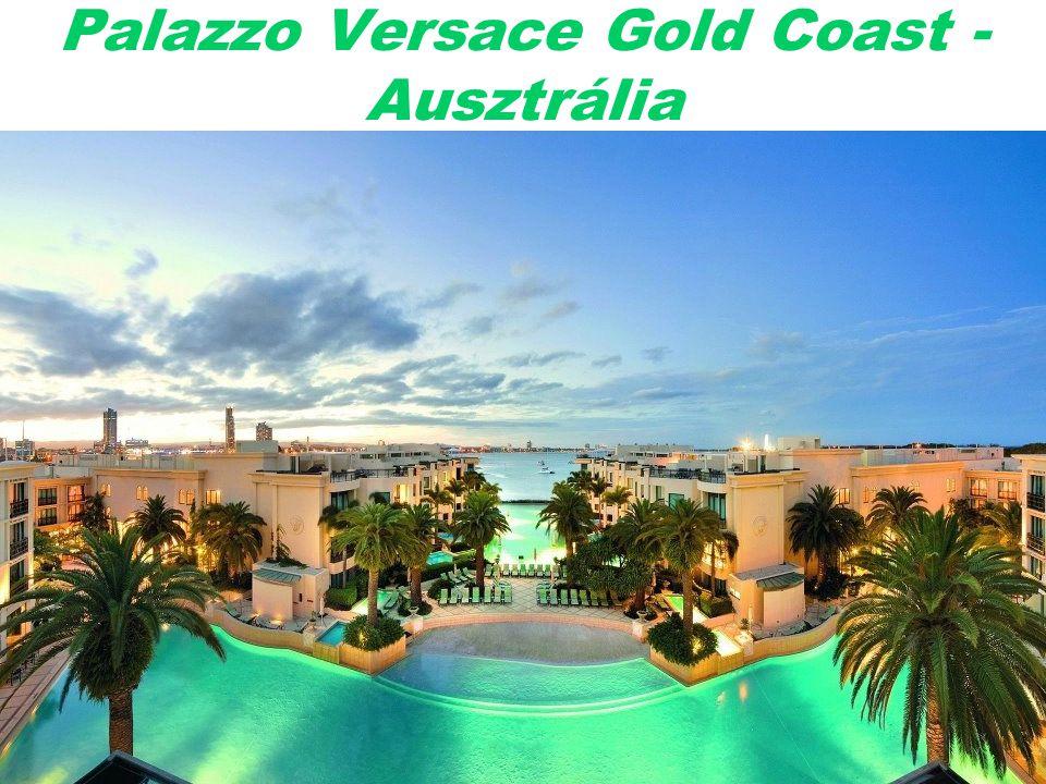 Palazzo Versace Gold Coast - Ausztrália
