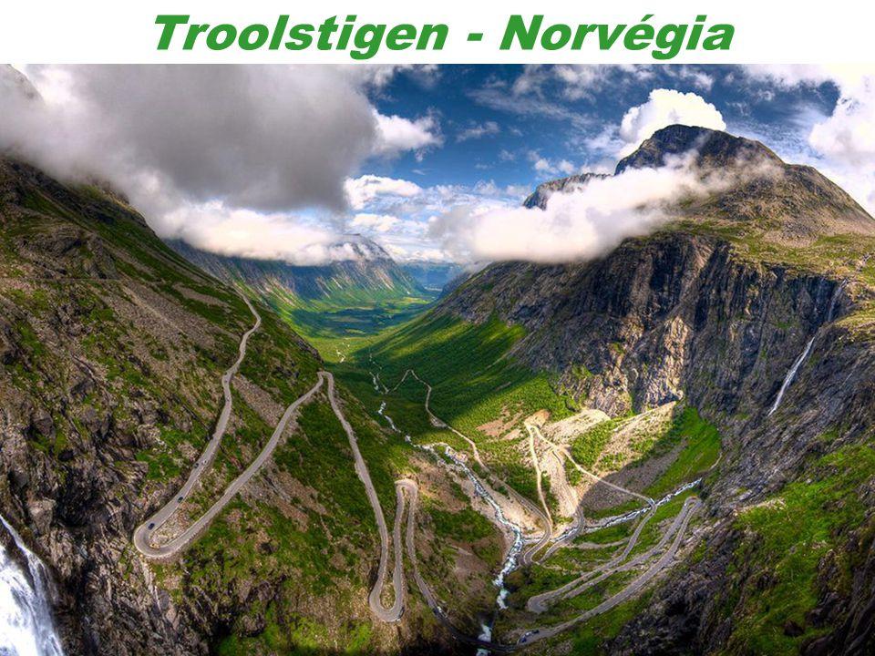 Troolstigen - Norvégia
