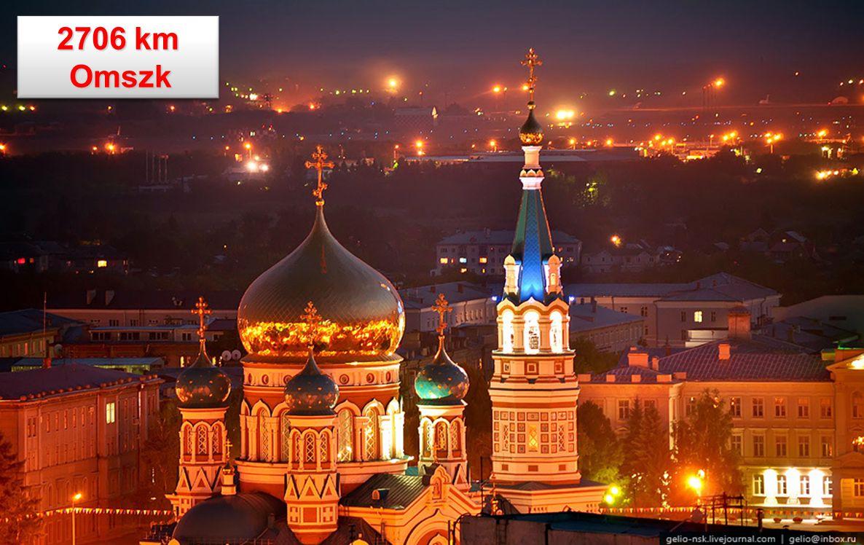 2706 km Omszk