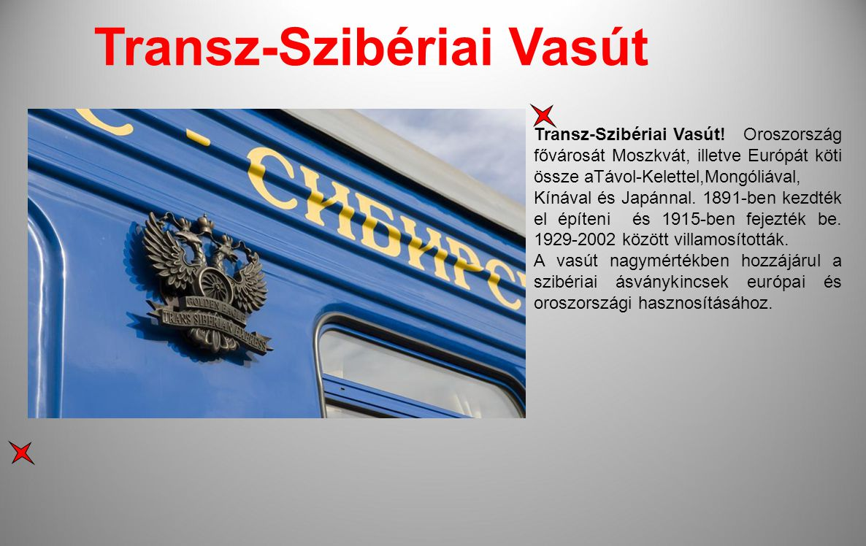 Transz-Szibériai Vasút