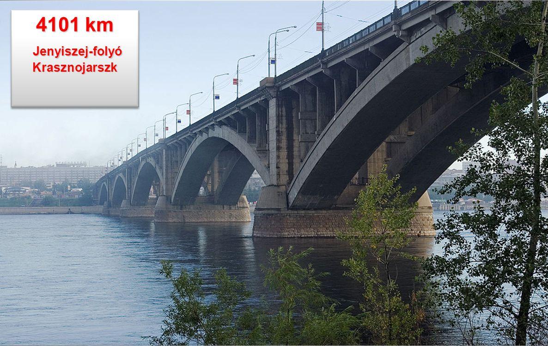 Jenyiszej-folyó Krasznojarszk