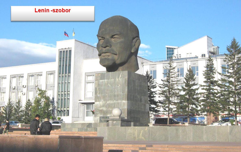 Lenin -szobor