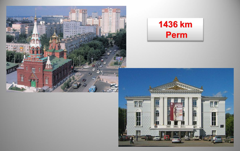 1436 km Perm