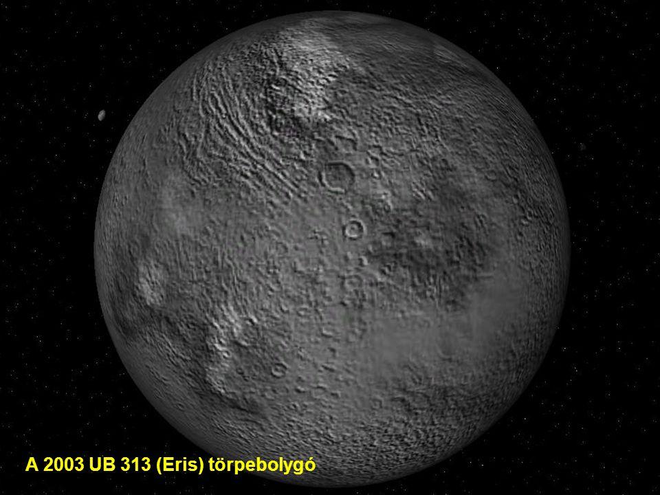 A 2003 UB 313 (Eris) törpebolygó