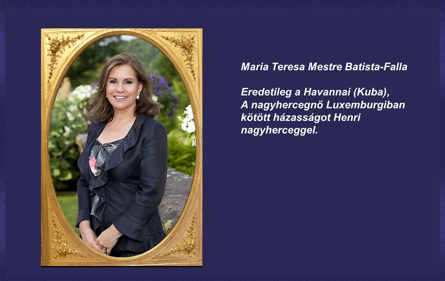 Maria Teresa Mestre Batista-Falla