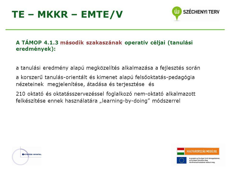 TE – MKKR – EMTE/V