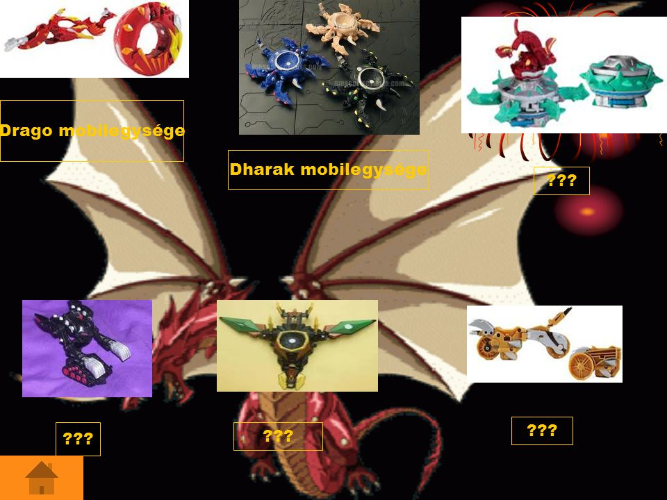 Drago mobilegysége Dharak mobilegysége