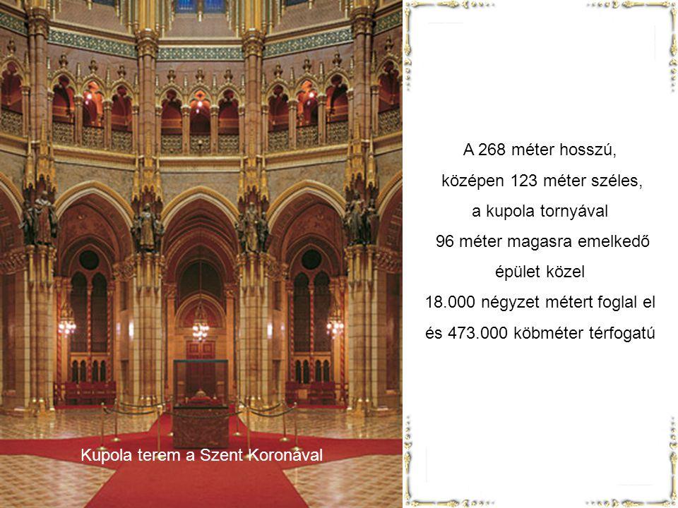 96 méter magasra emelkedő épület közel 18.000 négyzet métert foglal el