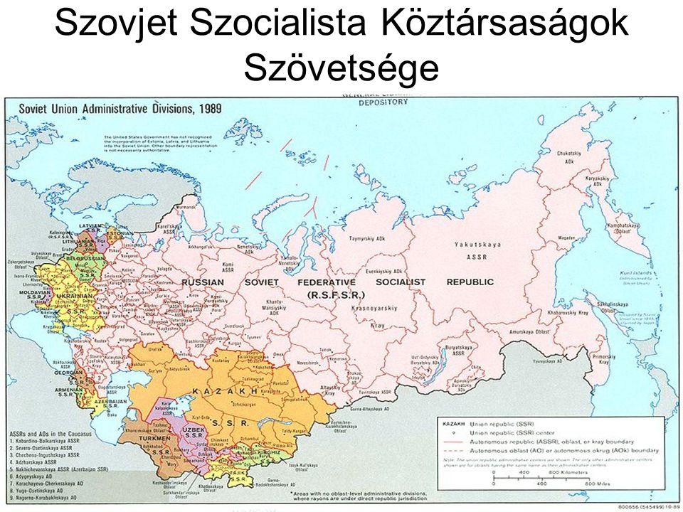 Szovjet Szocialista Köztársaságok Szövetsége