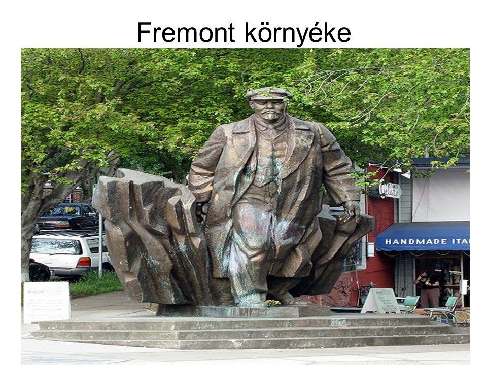 Fremont környéke