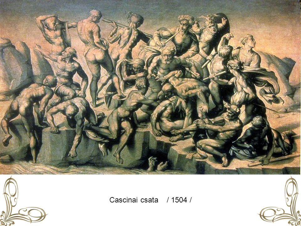Cascinai csata / 1504 /