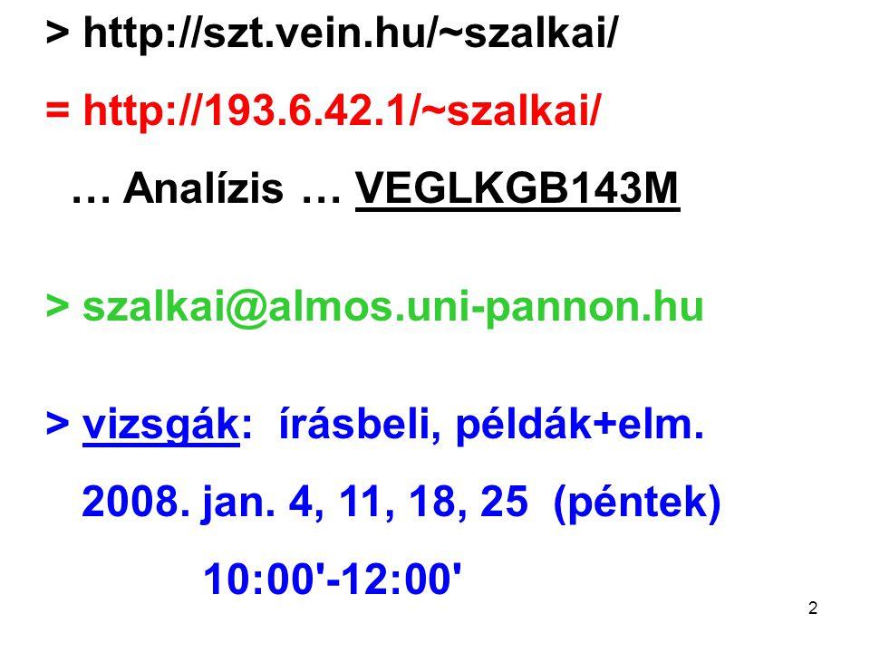 > http://szt.vein.hu/~szalkai/