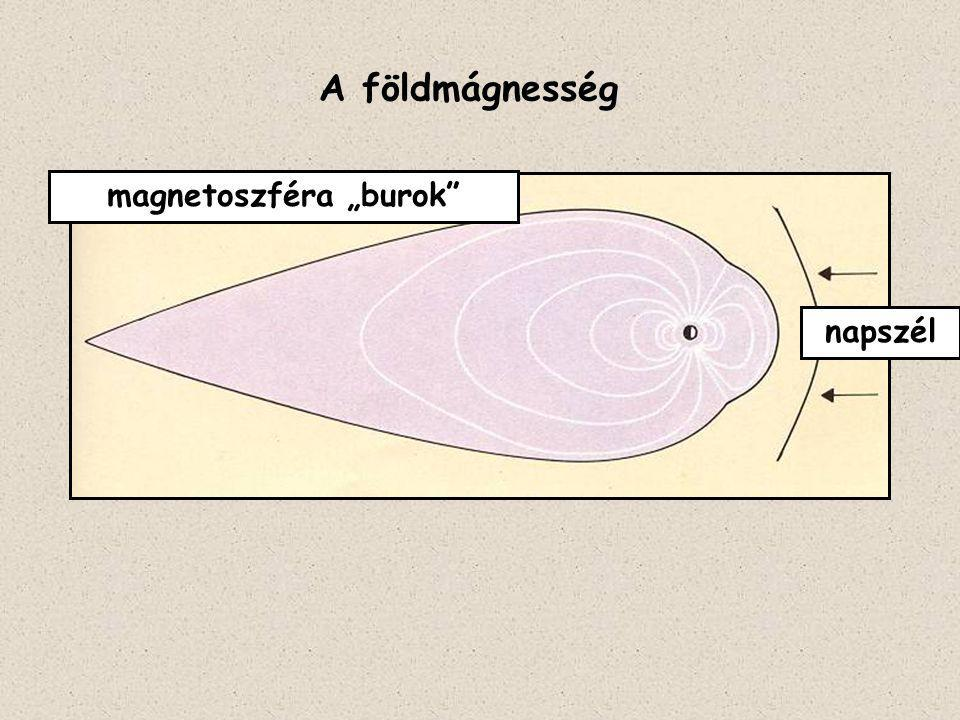 "magnetoszféra ""burok"