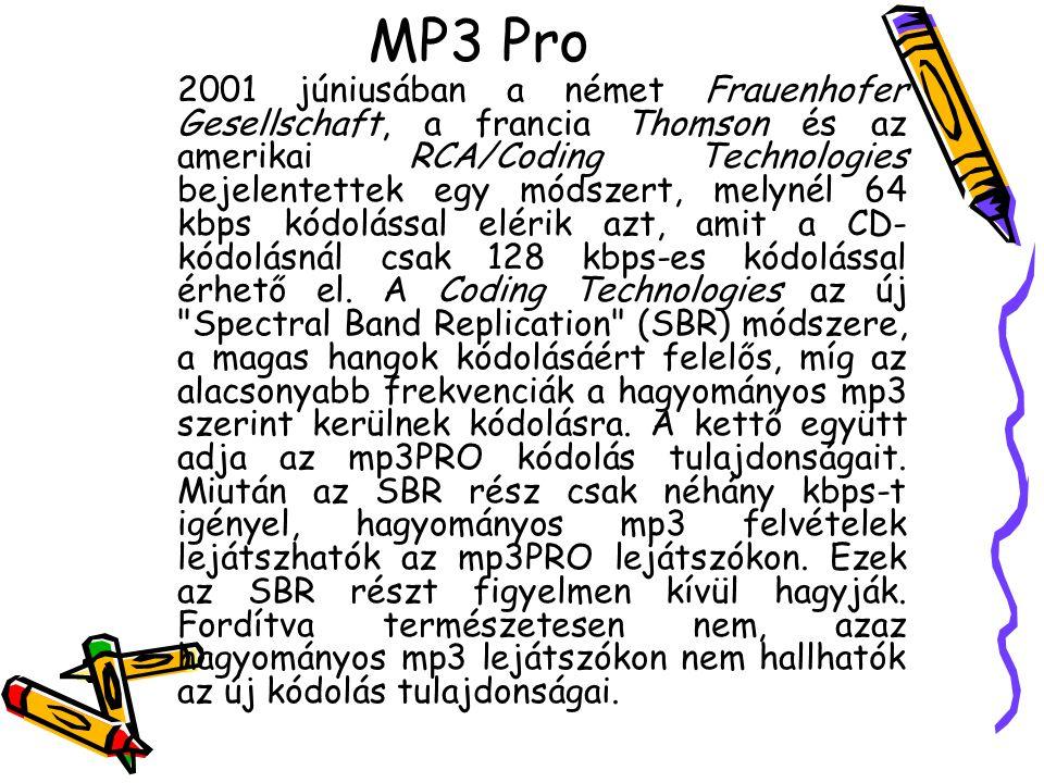 MP3 Pro