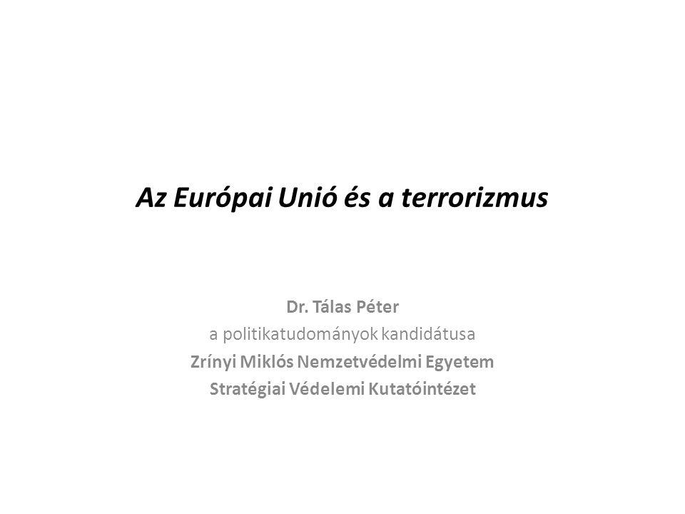Az Európai Unió és a terrorizmus