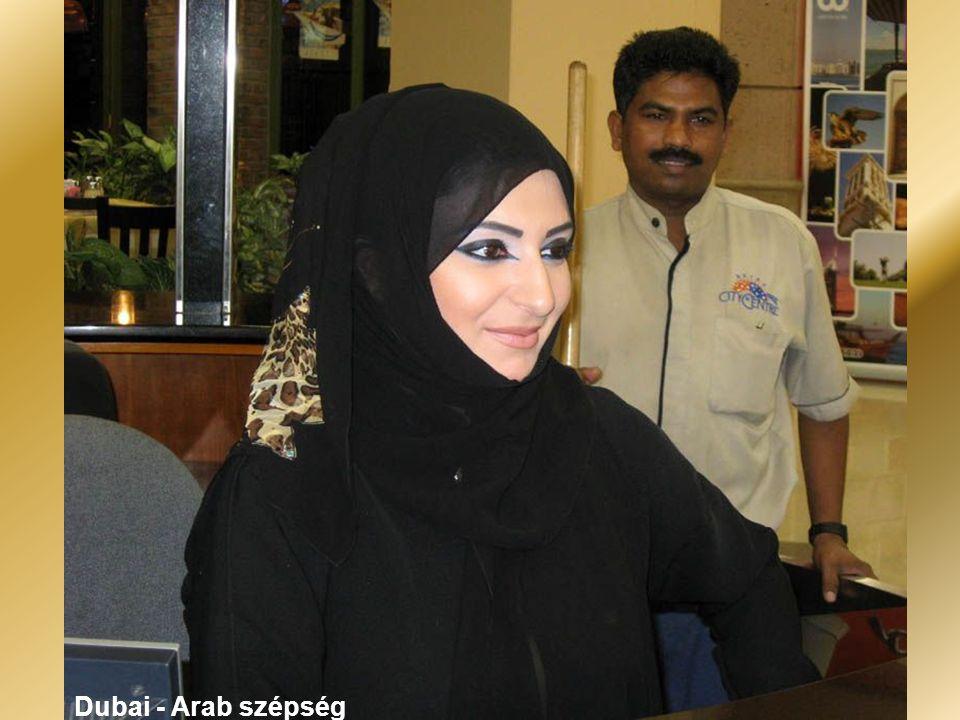 Dubai - Arab szépség